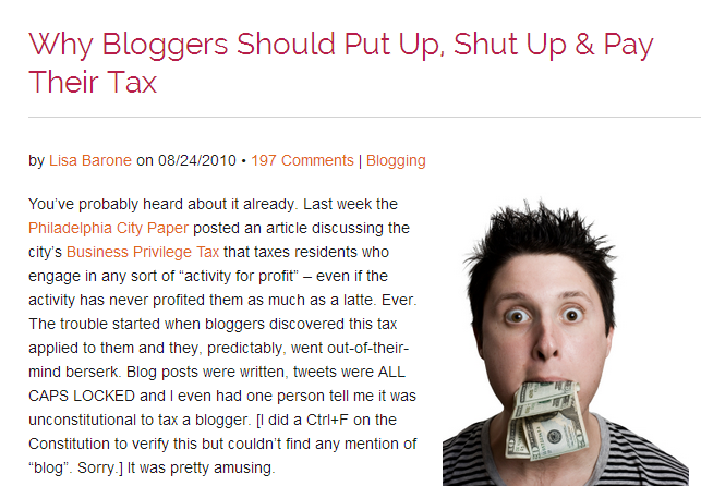 Bloggers-Pay-Tax