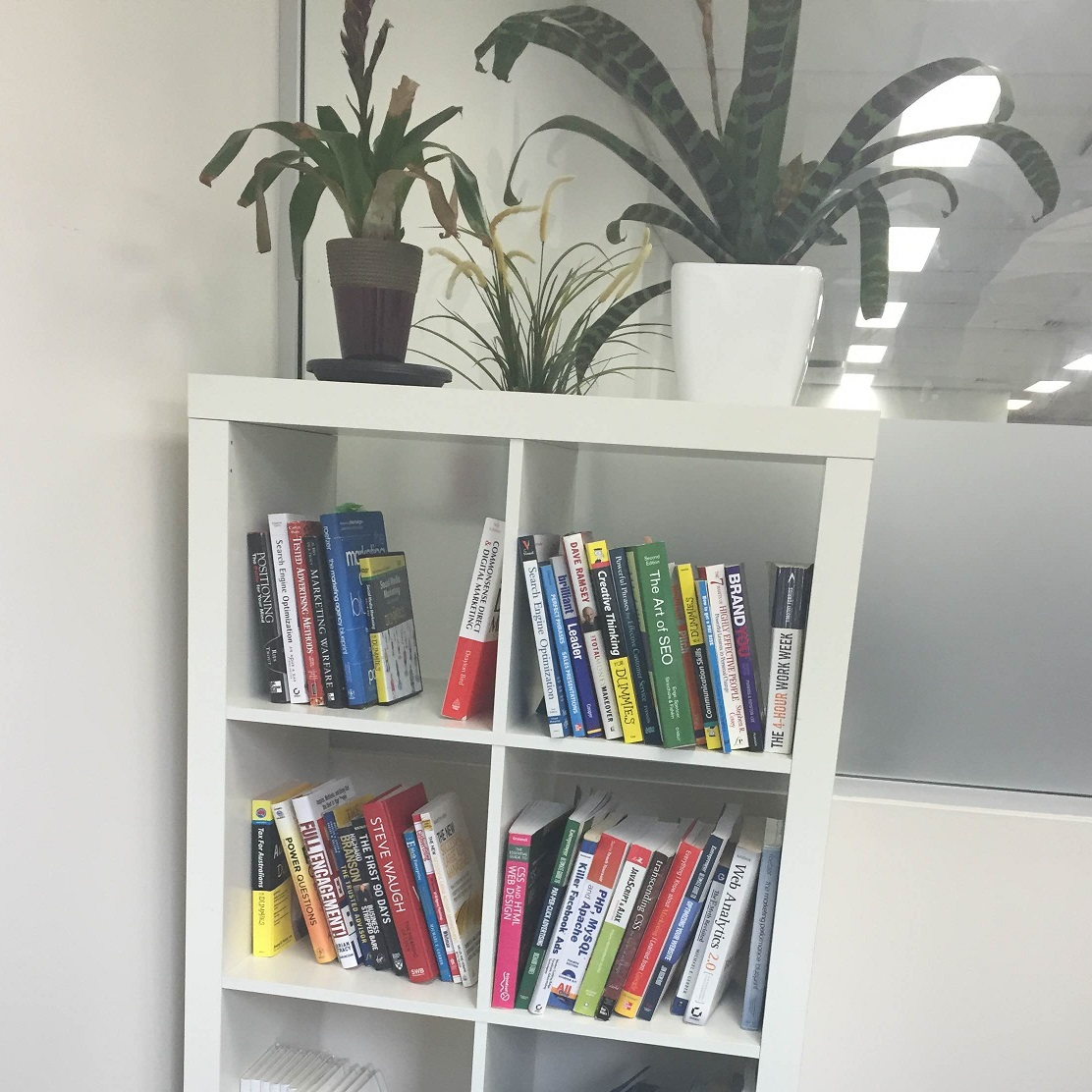 Reef book library