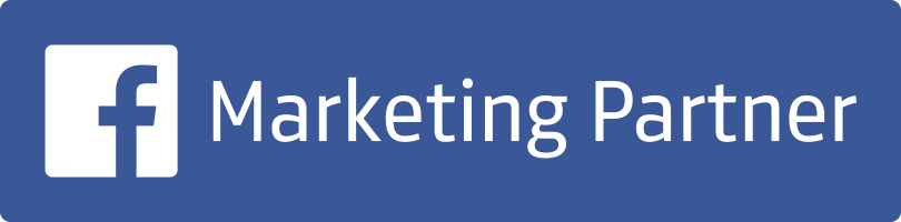 Facebook marketing badge